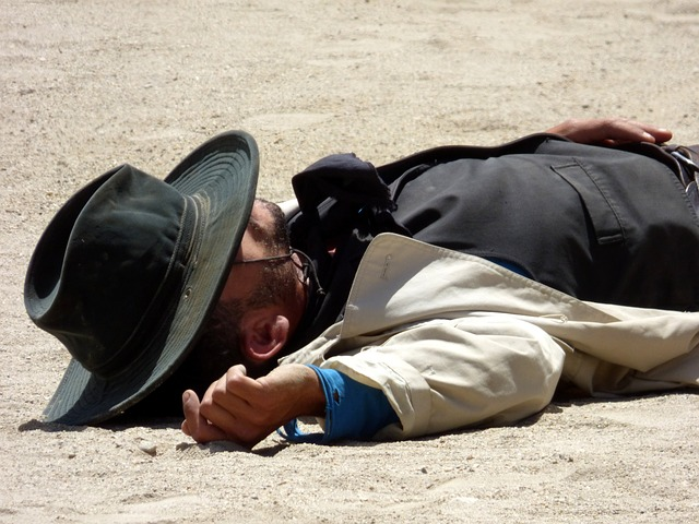 Dead Cowboy