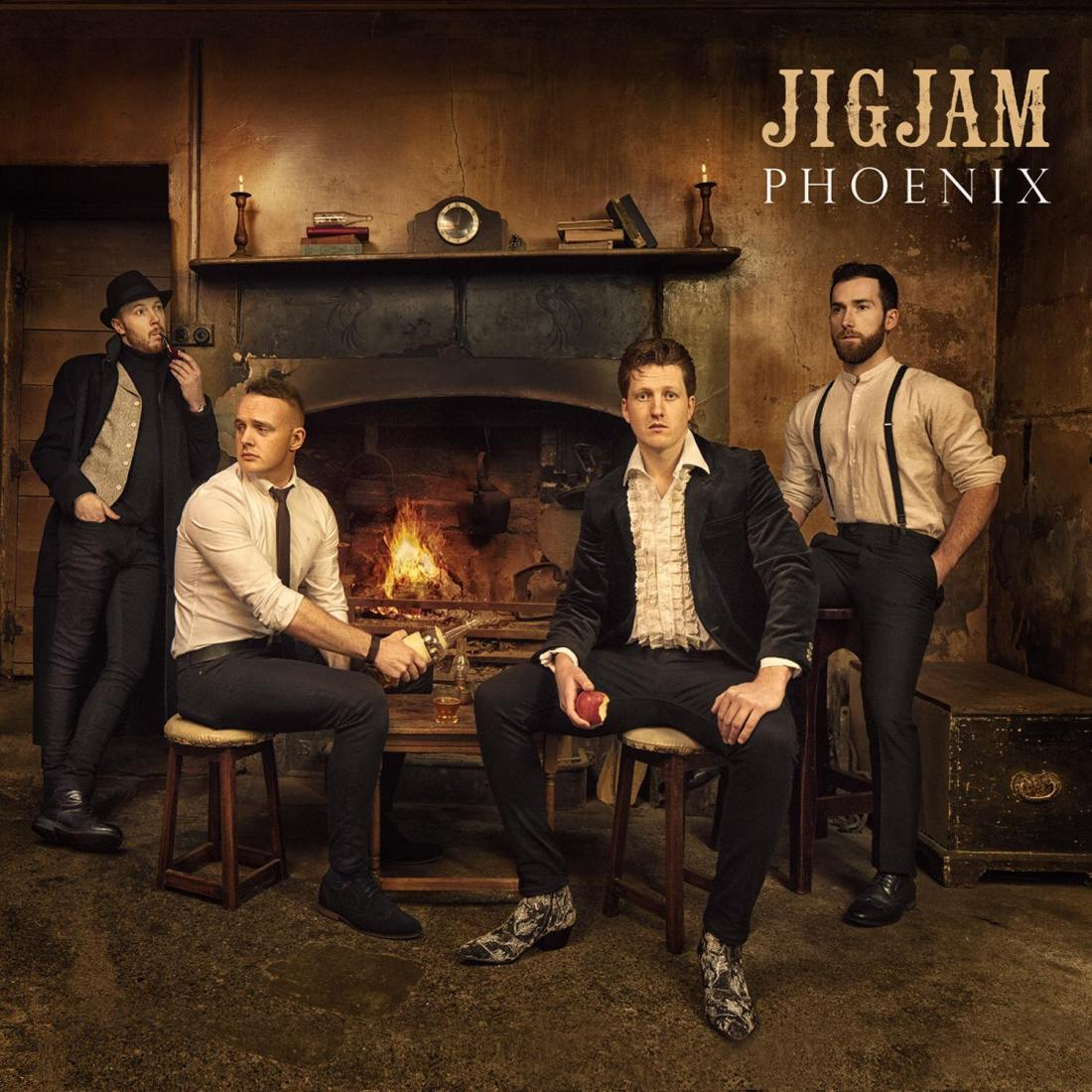 JigJam's latest collection,PHOENIX, the Best Americana Album winner at the Independent Music Awards.