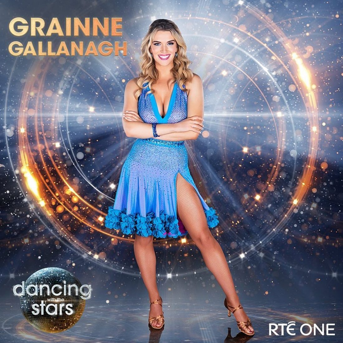 Miss Universe Ireland 2018 GRAINNE GALLANAGH is set to star in the new series of Dancing With The Stars Ireland.