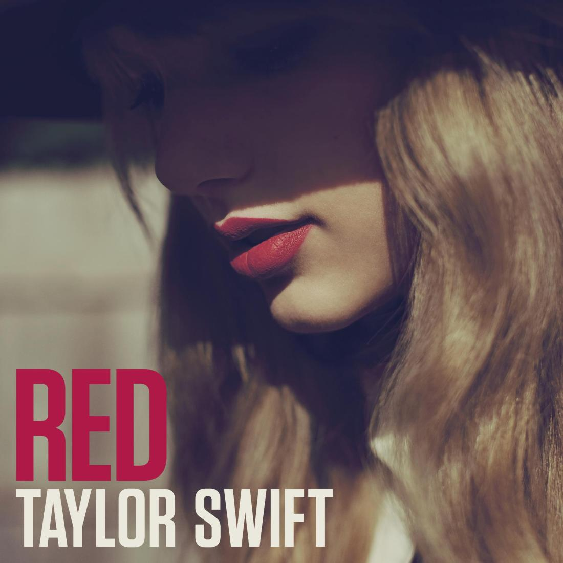 RED, by Taylor Swift