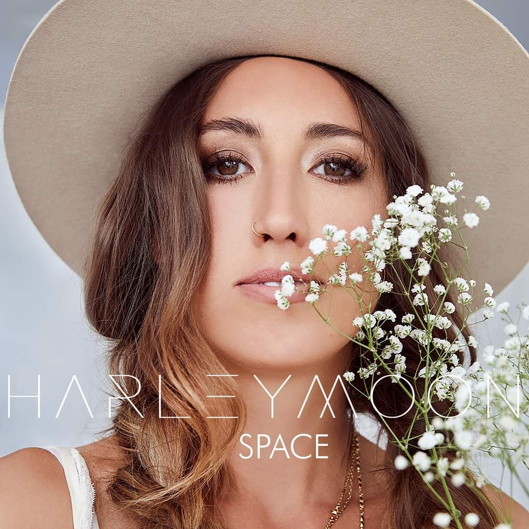 'Space', the stunning debut single from HARLEYMOON KEMP, is OUT NOW.